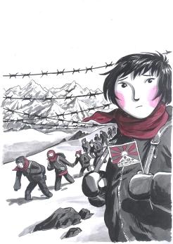 Ryszard Dąbrowski, Tybet: historie prawdziwe.