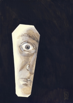 Joanna Karpowicz, Fear z The Desperate Case Bateson George.