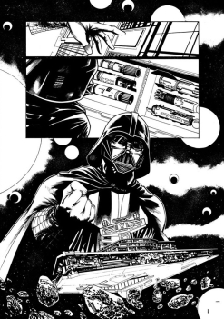 Marco Castiello, Star Wars: Purge: The Tyrant's Fist 2/21.