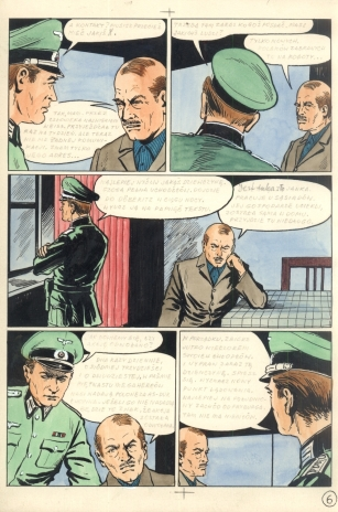 """Mieczysław Wiśniewski, Kapitan Kloss: Akcja """"Liść Dębu"""" 6."""