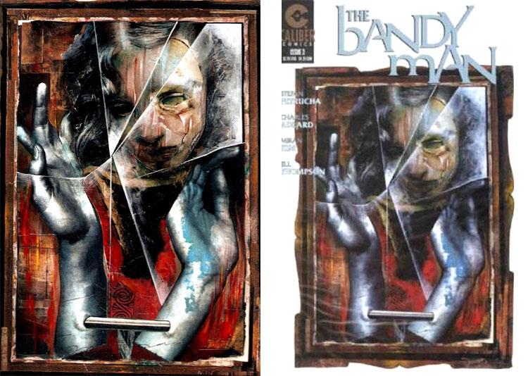 Miran Kim, The Bandy Man 3.