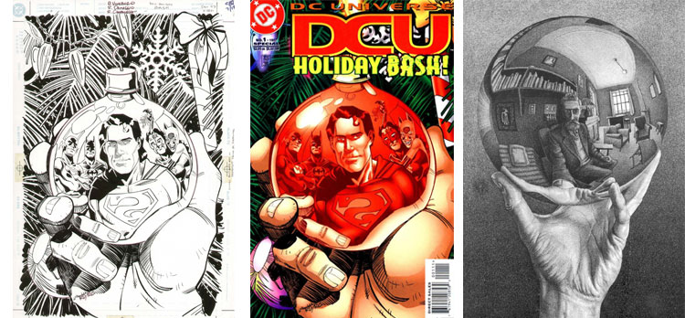 DCU Holiday Bash #1.