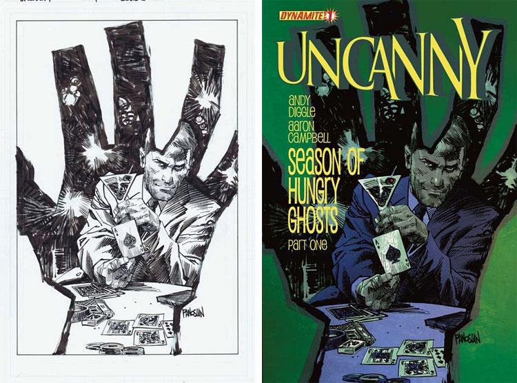 Dan Panosian, Uncanny 1.