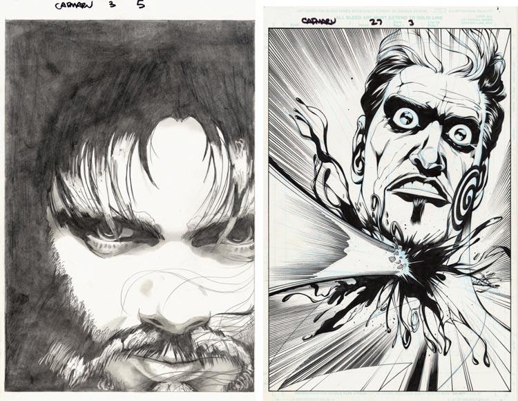 Chris Cross, Captain Marvel #3, #27.