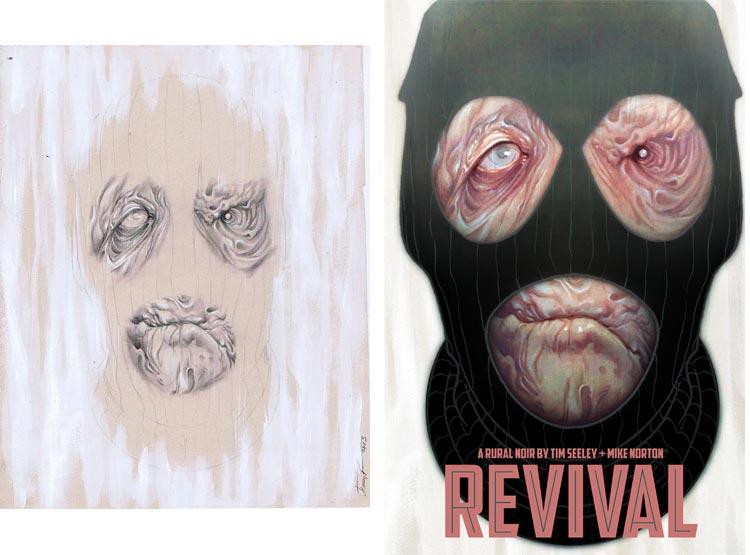 Jenny Frison, Revival #18.
