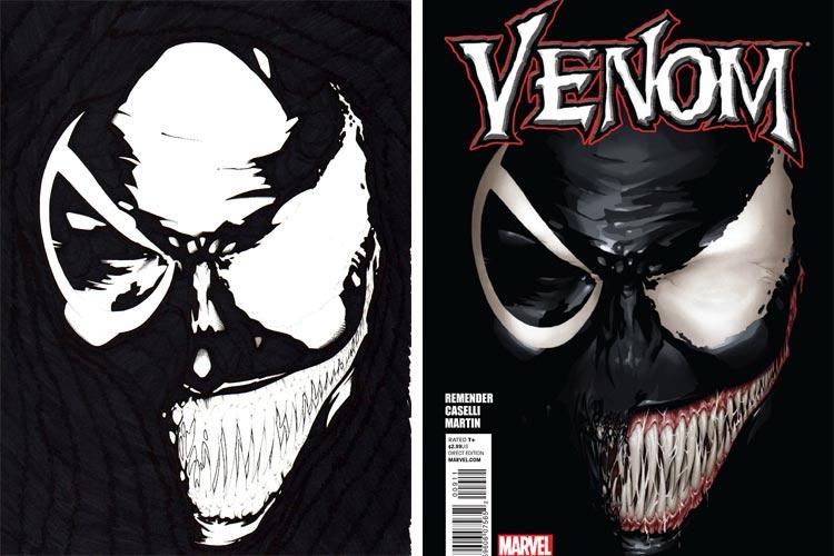 John Tyler Christopher , Venom #9.