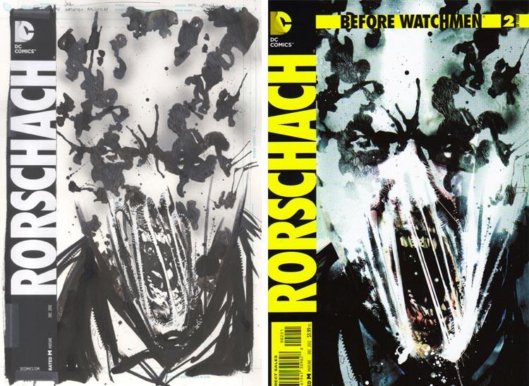 Jock, Before Watchmen #2.