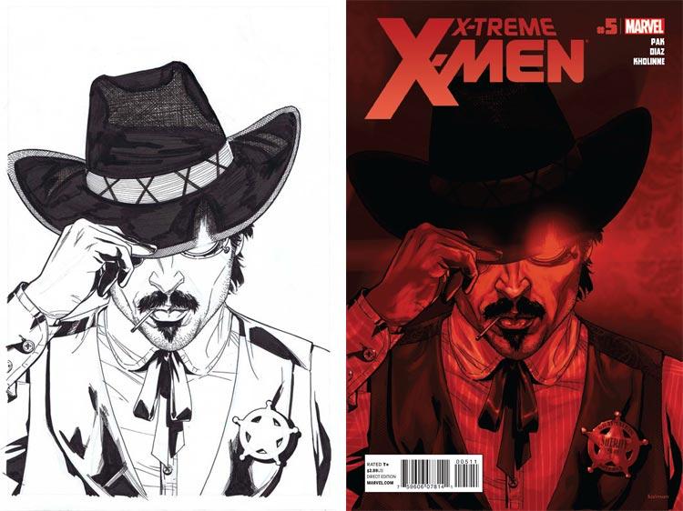 Kalman Andrasofszky, X-treme X-Men #5.