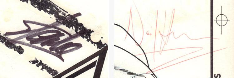 Stan Lee - autograph.