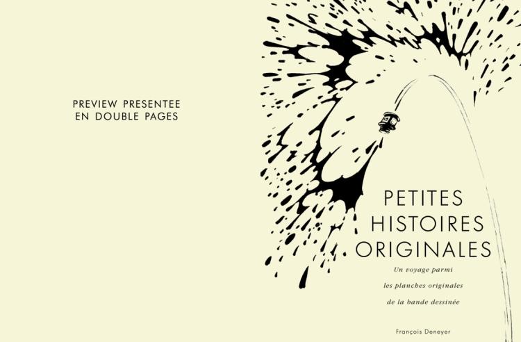 Francois Deneyer, Petites histoires originales.
